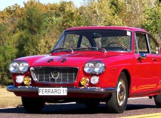 1961 Lancia Flavia PF