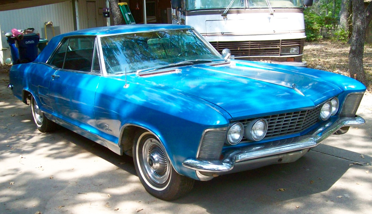1964 Buick is a work in progress for a grandson | John Loghry photos