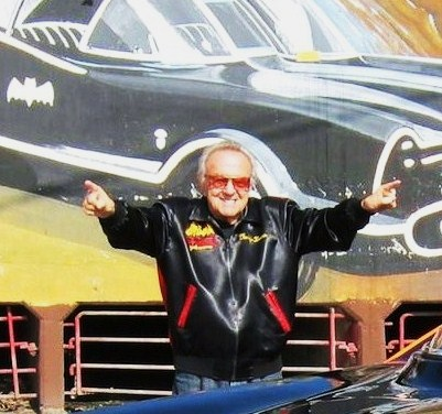 "George Barris, famed ""kustom car king"" and creator of TV's original Batmobile, dies at 89"
