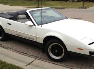 My Classic Car: Dan's 1987 Pontiac Formula Firebird