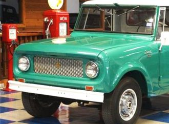 1964 International Scout