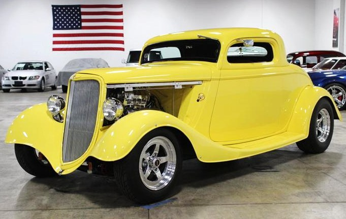 1934 Ford Coupe For Sale Usa Autos Post
