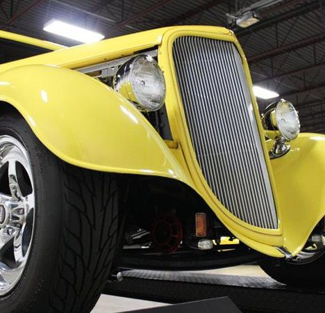1934 Ford custom street rod