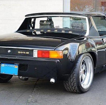 1974 Porsche 914 V8