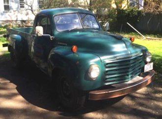 1952 Studebaker S2