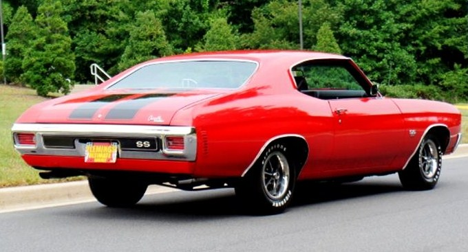 The Chevelle LS6 is a Holy Grail for GM muscle fans