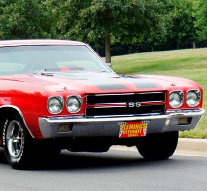 1970 Chevrolet Chevelle SS LS6 coupe