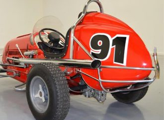 Kurtis-Kraft V8-60 Midget race car