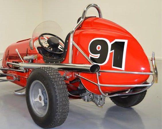 Kurtis-Kraft V8-60 Midget race car