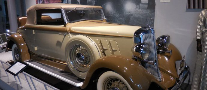 Movie and new exhibits at automotive museums this weekend