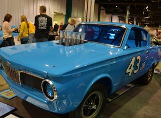 Eye Candy: Muscle Car and Corvette Nationals 2015