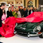 E-type unveiled as the Best British Car Ever