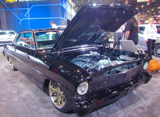 SEMA Seen: 1967 Chevrolet Nova concept