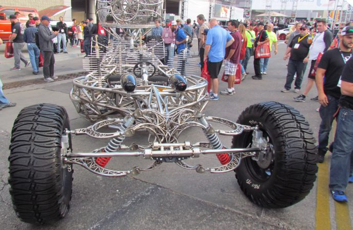SEMA Seen: The Valyrian Steel