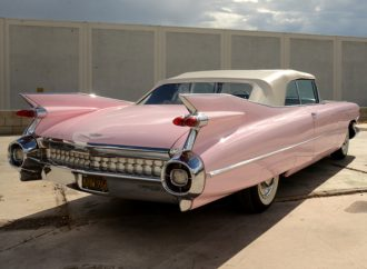 '59 Cadillac, '62 Tbird to cross block at 29th McCormick sale