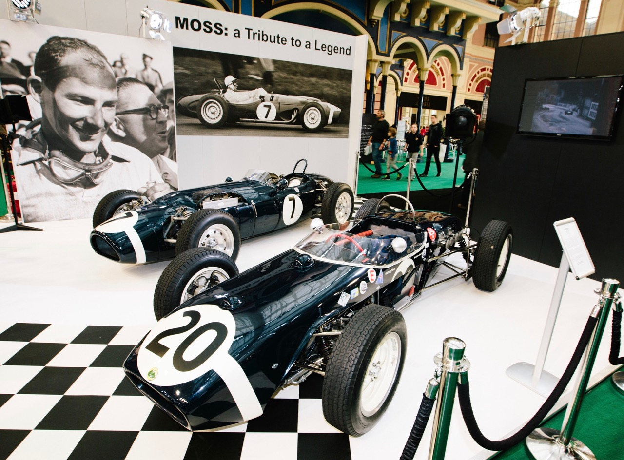 Honoring Stirling Moss