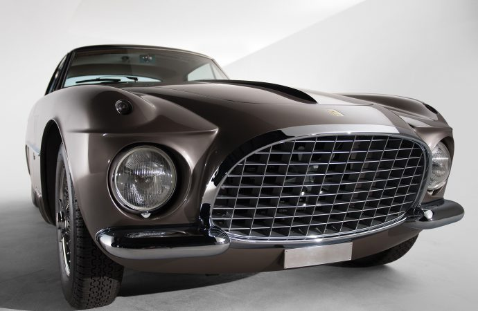 One-off 1953 Ferrari 250 Europa Coupe by Vignale to be auctioned by RM Sotheby's in New York