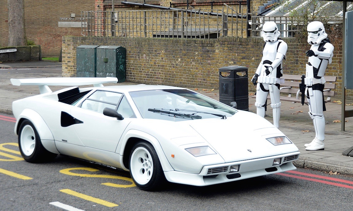 Coys auction bines cars and Star Wars and some 007 too