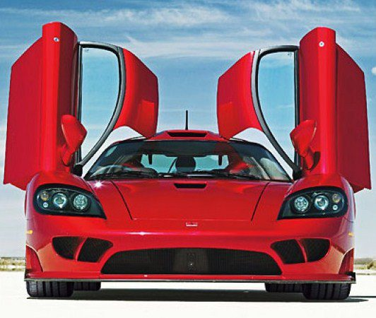 Saleen supercar assets, intellectual property up for auction