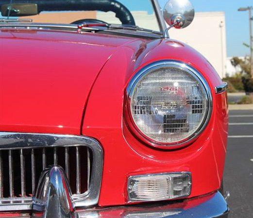 1965 MGB roadster