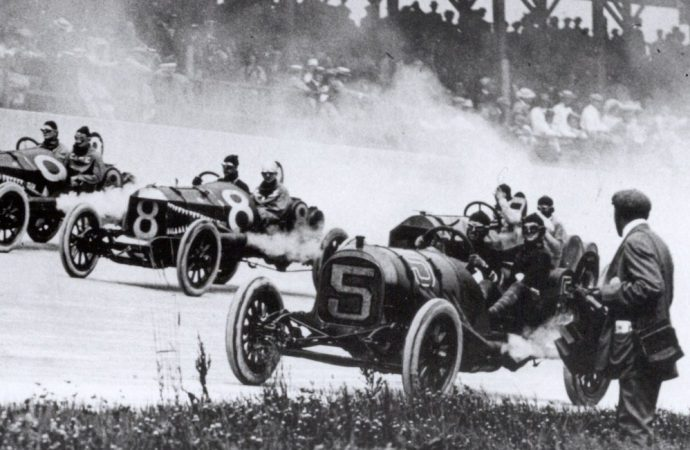 Arizona Concours to celebrate 100thrunning of Indianapolis 500