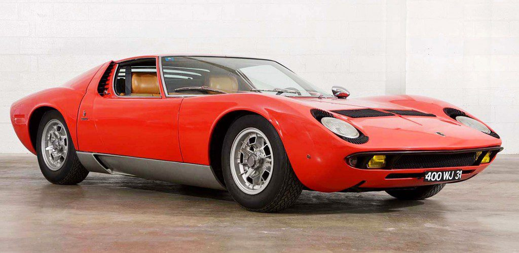 Keno Brother's 1969 Lamborghini Miura P400 S | Keno Brothers