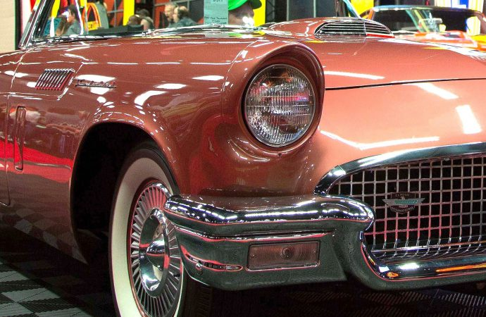 Mecum reports righteous sale in Southern California