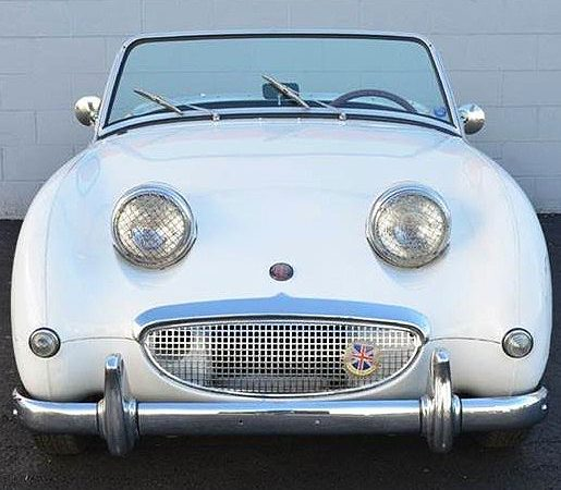 1959 Austin Healey 'Bugeye' Sprite