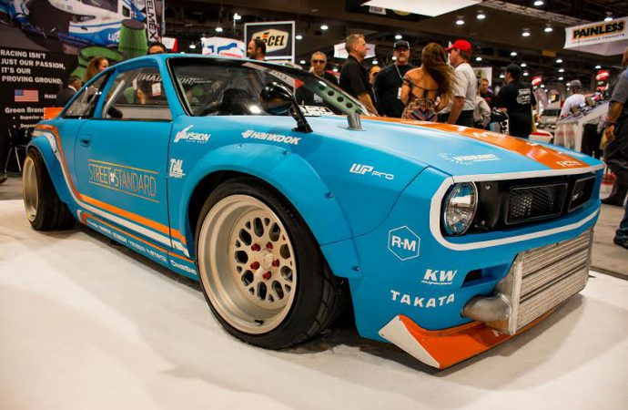 SEMA Seen: Nissan 'Boss 14'