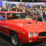 , Bodie Stroud shows GTO Judge, and two more at SEMA, ClassicCars.com Journal