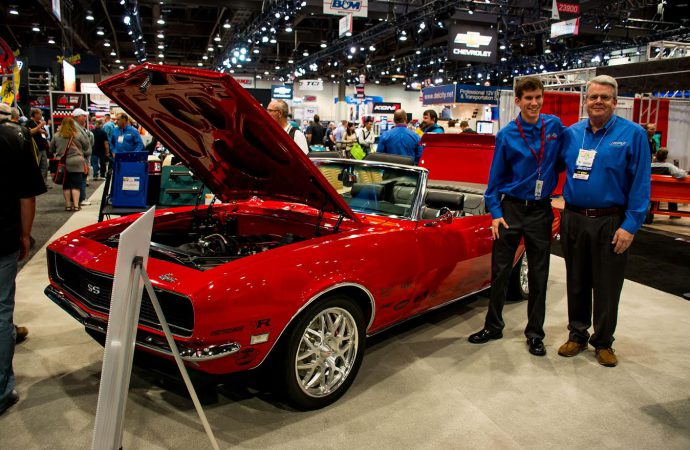 Millennials on the move: There's a generational shift taking place in classic car restoration