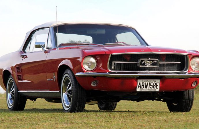Mustang, Nova featured at British classic car auction