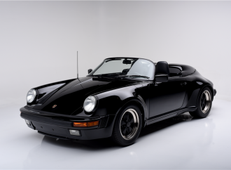 Countdown to Barrett-Jackson Scottsdale 2016: 1989 Porsche 911 Speedster