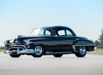 Countdown to Barrett-Jackson Scottsdale 2016: 1950 Oldsmobile 88 Futuramic Custom Coupe