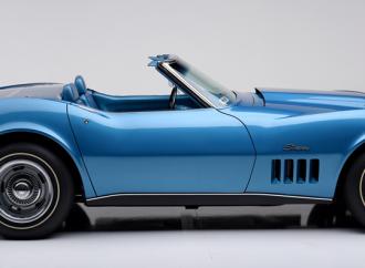 Countdown to Barrett-Jackson Scottsdale: 1969 Chevrolet Corvette L88 convertible