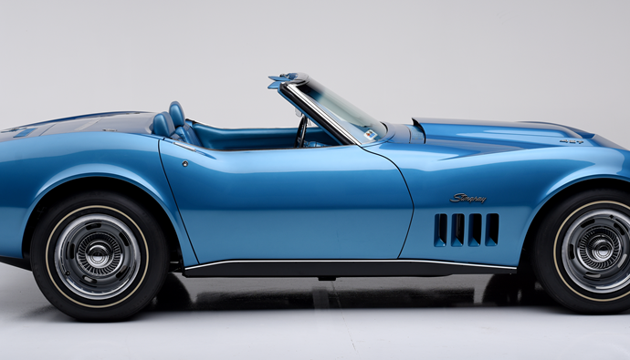 Countdown to Barrett-Jackson Scottsdale: 1969 Chevrolet Corvette L88 convertible