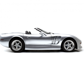 Countdown to Barrett-Jackson Scottsdale 2016: 1999 Shelby Series 1 Roadster