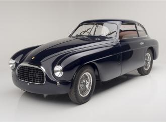 Countdown to Barrett-Jackson Scottsdale 2016: 1950 Ferrari 195 S Inter Superleggera