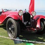 1931 Alfa Roeo 8C 2300 Touring Spider