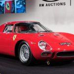 1962 Ferrari 250 LM coupe