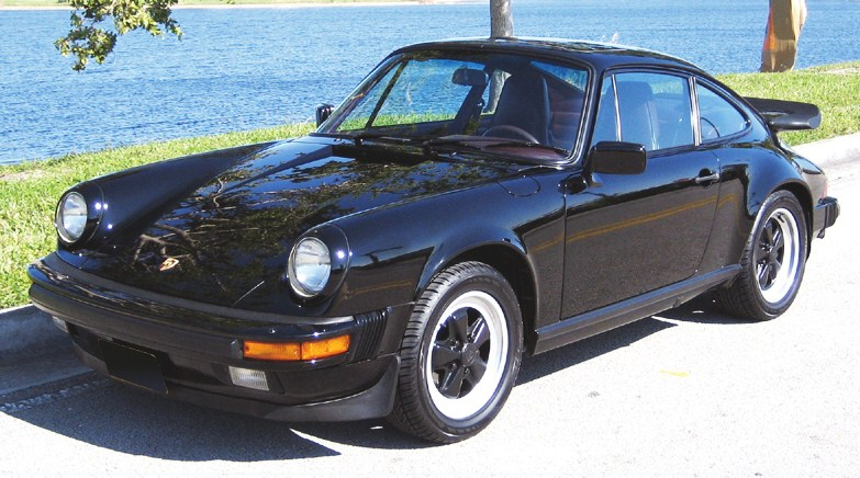 Prices spiked this year for 1980s Porsche 911s | Barrett-Jackson