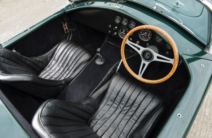 25 classics, wristwatch, historic license plate bring $8.8 million at Bonhams auction