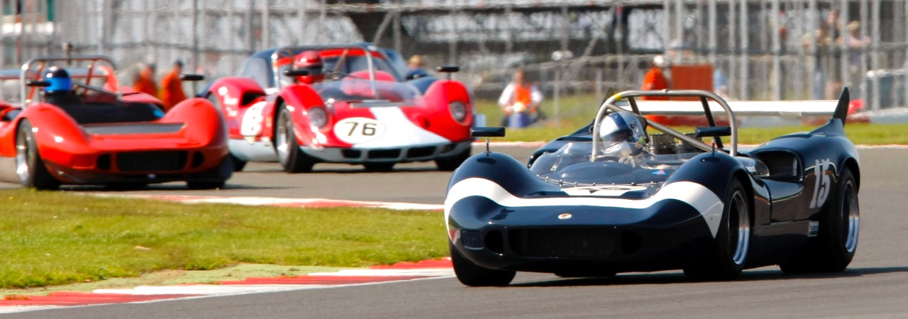 Second-generation cars also part of new three-race vintage series