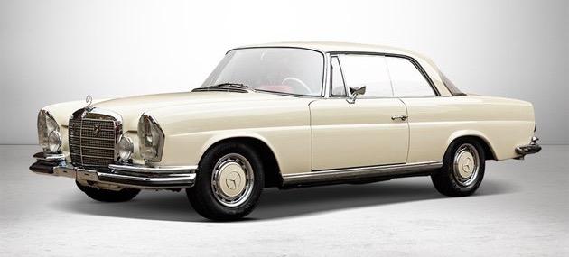 1970 280SE 3.5 sold for $92,100