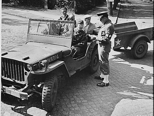 Top 10 trivia about the military 'jeep'