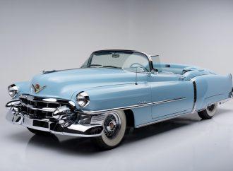 Countdown to Barrett-Jackson Scottsdale: 1953 Cadillac Eldorado convertible