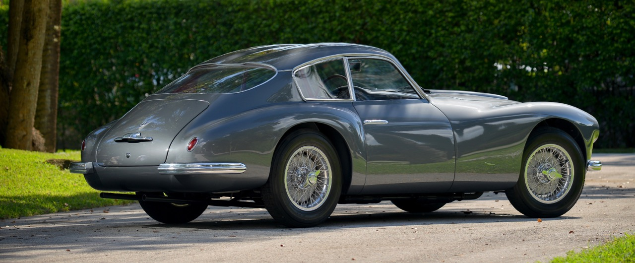 Zagato-bodied 1953 Fiat 8V Elaborata | Bonhams photos