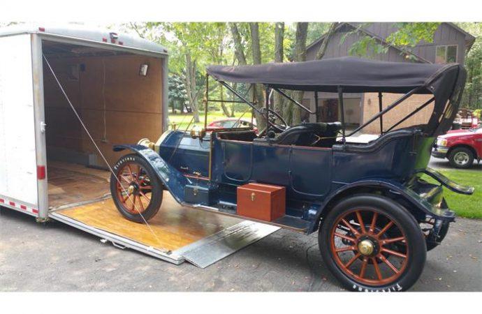 1912 Cadillac Phaeton