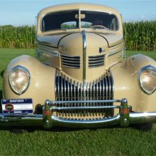 1939 Chrysler Royal Windsor Towne coupe