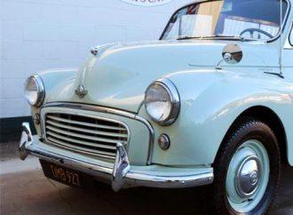 1957 Morris Minor Traveler